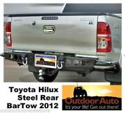 Hilux Rear Step