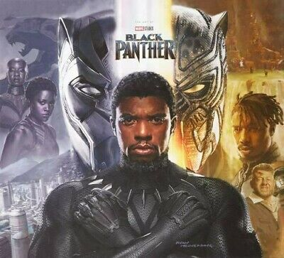 Marvel Studios: Black Panther, the art of the movie by Eleni Roussos (2018)