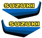 Suzuki Tank Decal