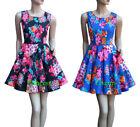 Swing Cotton Dresses A-Line