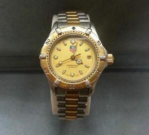 Ladies Tag Heuer Watches New Used Vintage Ebay