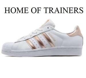 Adidas Superstar Rose Or