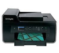 Color Lexmark inkjet Pro715
