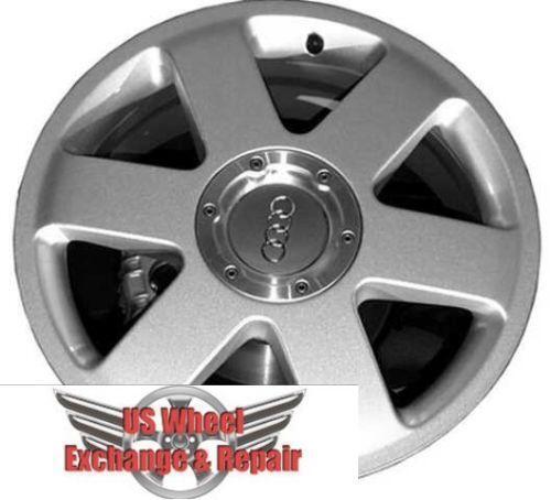 2001 Audi TT Wheels
