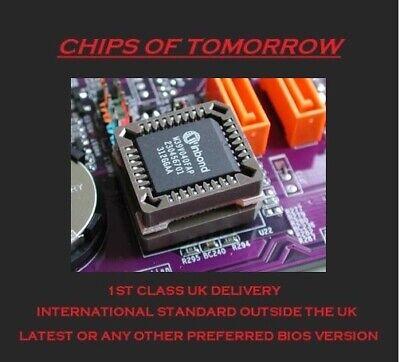 BIOS CHIP - ASROCK K7NF2-RAID / K7UPGRADE-600 / AM2V890-VSTA PLCC 32 WINBOND segunda mano  Embacar hacia Argentina