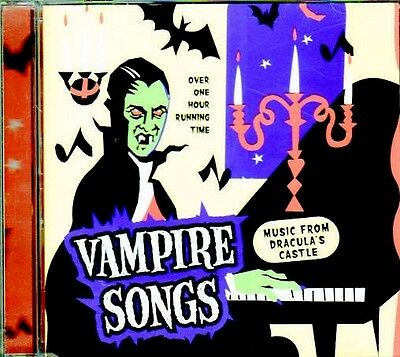 Dracula S Castle Halloween (VAMPIRE SONGS: MUSIC FROM DRACULA'S CASTLE K-TEL CLASSIC HALLOWEEN HAUNTED HOUSE)