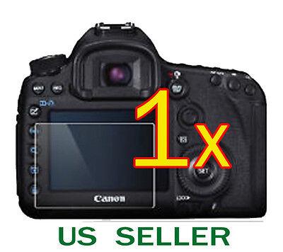1x Canon EOS 760D Rebel T6s Camera Clear LCD Screen Protector Guard Shield Film
