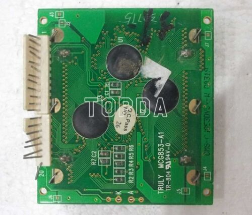 1pc TRULY MCG853-A1 TR-804  LCD display replacement