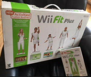 Wii Fit - Planche