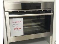Ex-Display AEG steam oven