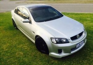 2010 Holden Commodore VE MY10 SS-V Nitrate 6 Speed Automatic Sedan Maddington Gosnells Area Preview