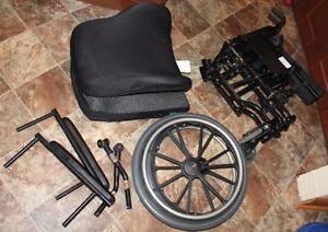MVP invacare wheelchair