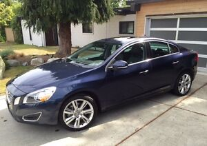Price Drop! 2013 Volvo S60 Sedan excellent condition and LOW KM