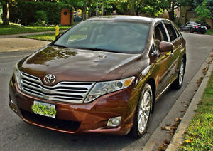 Mint 2009 Toyota Venza AWD CERTIFIED E-TESTED CarPROOF