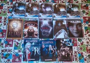 124 DVDS BLU RAYS for SALE