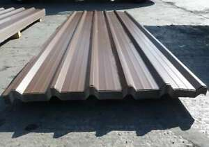 wanted  brown roofing steel