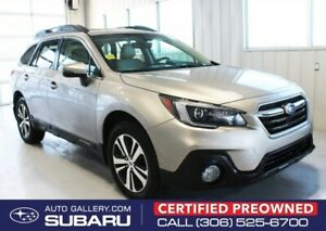 2018 Subaru Outback LIMITED W/ EYESIGHT | ALL WHEEL DRIVE | ADAP