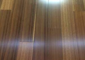 ENGINEERED TIMBER FLOORING - SPOTTED GUM - 53m2 Blackburn Whitehorse Area Preview