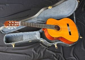 Classical Guitar by Old Strathcona Guitar Co. with Hard case
