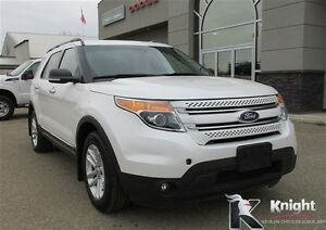 2014 Ford Explorer XLT NAV Heated Leather Touchscreen
