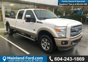 2013 Ford F-350 Lariat *LOCALLY DRIVEN*
