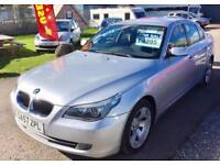 BMW 5 SERIES 520d SE 4dr - LOW MILES! - Outstanding Condition Car! - High Economy / MPG 2007