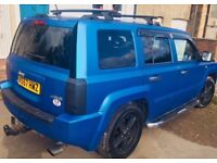 jeep patriot for sale in very good condition.