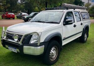 2008 Holden Rodeo LX Automatic 4x4 Dual Cab Ute $9999 With 15 Months Warranty Leederville Vincent Area Preview