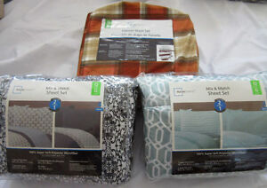 Brand New queen size sheet set for sale at 50% off