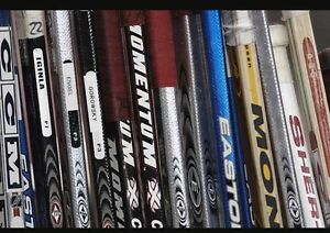 Looking for Hockey Sticks Sarnia Sarnia Area image 1