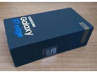 Samsung Galaxy S7 Edge Brand New & Unlocked