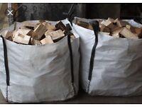 FIREWOOD LOGS £55 1ton bag