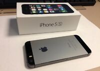 New iPhone 5s perfect condition in original box
