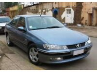 wanted peugeot 406 Petrols esate saloon 1999 up