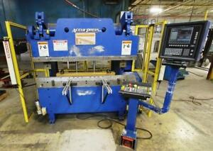 60 Ton x 6 Accurpress, CNC Hydraulic press Brake