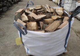 Quality seasoned logs for sale 🔥🔥🔥