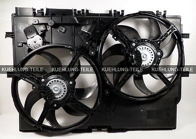 Fan for Engine Cooling Fiat Ducato 06-15 JTD Motor Cooler Radiator