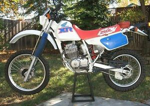 XR250L WANTED - 1991 - 1996