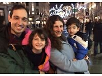 Seeking Live-in Au Pair for Welcoming Family in London (Hampstead), Start Sept.