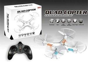 Drone Quadcopter Q7 FY326 2.4GHZ 6 Axis 4 Channels LED Light