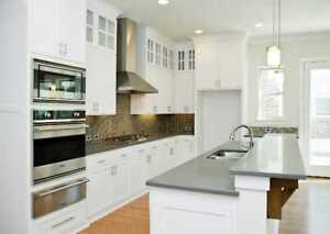 MARBLE, GRANITE & QUARTZ COUNTERTOPS!!!