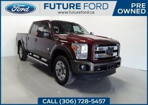 2015 Ford SUPER DUTY F-350 SRW KING RANCH | NEW ARRIVAL | POWER