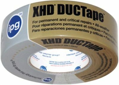 2 X 60 Yd Xhd Ductape Silver Duct Tape By Ipg Intertape Polymer Group 9600