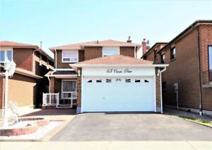FOR SALE 4 Bedroom Detached House with 2 car garage      Code: 0
