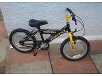 Boys konect pinto bike . good condition. 5-7 years