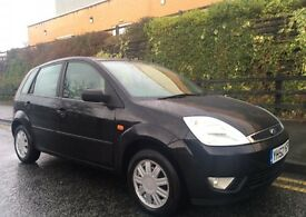 2002 Ford Fiesta 1.4 Ghia Long Mot