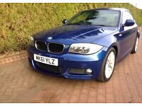 * FACTORY M SPORT MODEL * FULL SERVICE HISTORY * £30 ROAD TAX * BLUETOOTH *