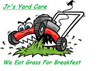 Jr's Yard Care