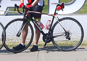 Looking for a stolen Raleigh Revenio Carbon 2.0