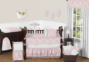 Shabby Chic Crib Bedding Ebay